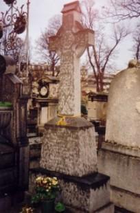 Tombe de Myles Byrne à Montmartre